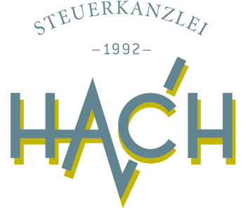 Steuerberater Hach Logo